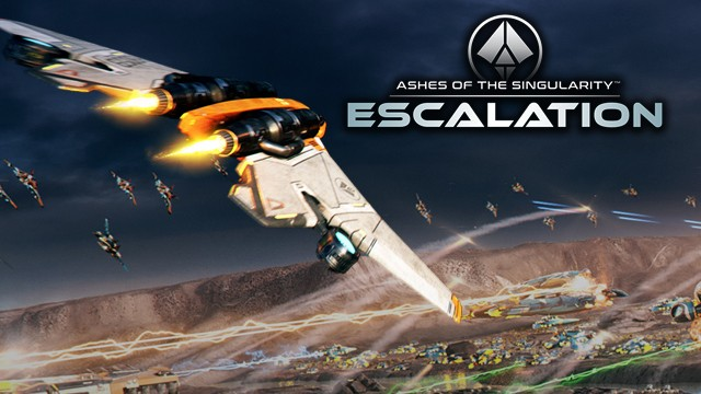 Трейнер +1 для Ashes of the Singularity: Escalation - v1.0
