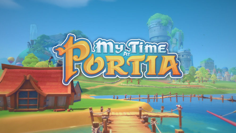 My Time at Portia: Трейнер +21 (FINAL 2.0.139880) {CheatHappens.com}