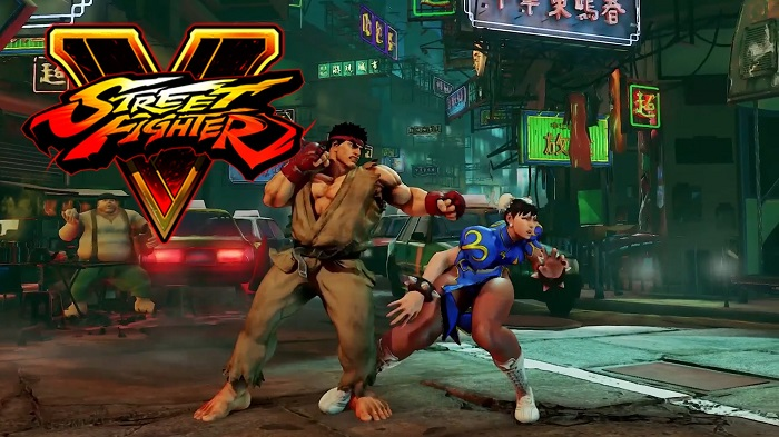 Постер к Street Fighter V: Champion Edition - Трейнер +14 v1.0-v5.012 {FLiNG}