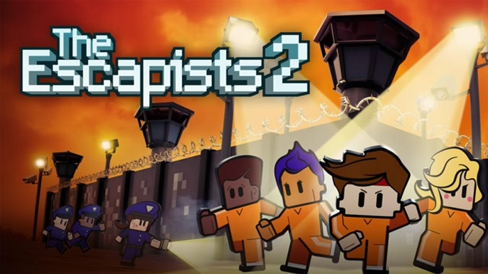 Постер к The Escapists 2: Трейнер +17 v1.0-v1.1.10 {FLiNG}