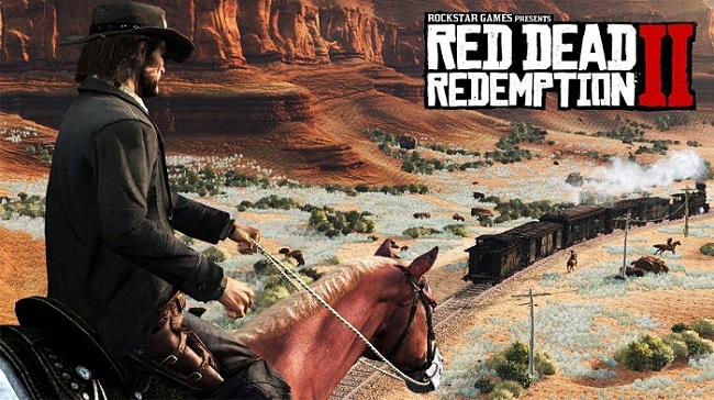 Red Dead Redemption 2: Трейнер +12 v1.0-v1232.40 {FLiNG}