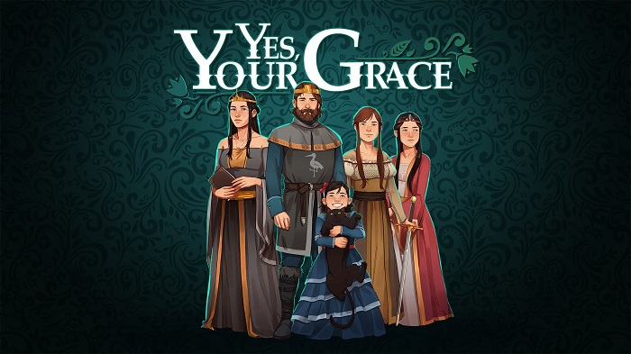 Постер к Yes, Your Grace: Трейнер +25 v1.0.11 {CheatHappens.com}