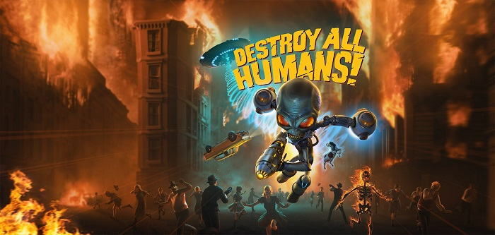 Destroy all Humans Remastered: Трейнер +9 v1.0.2491 {CheatHappens.com}